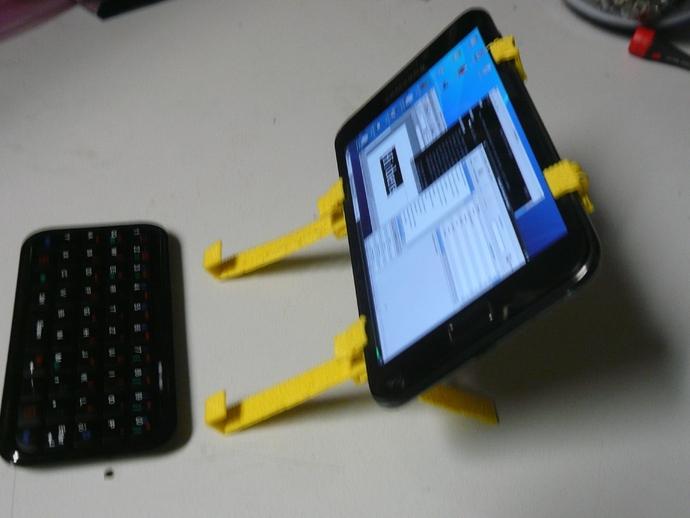 三星Galaxy Note手机支架 键盘支架