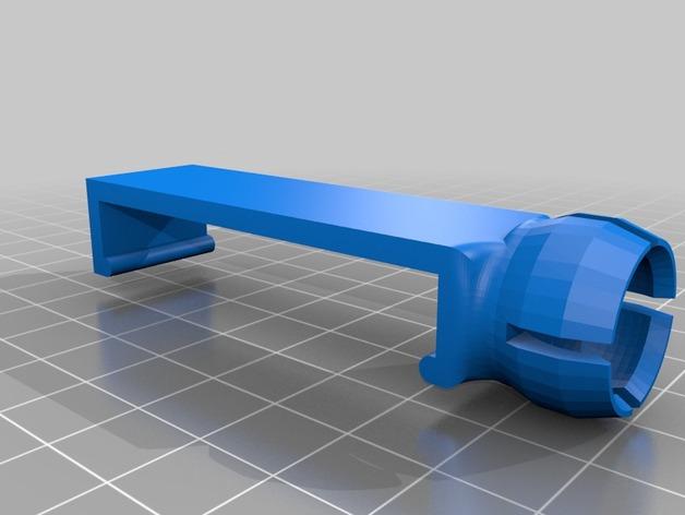 iphone5连接器 3D打印模型渲染图