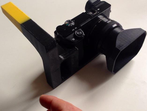 手持索尼相机支架