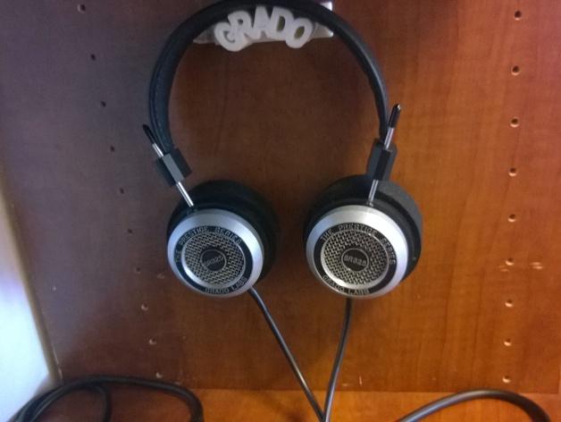 耳机支架 3D打印模型渲染图