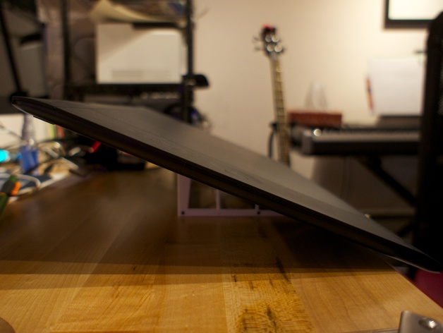 平板画架 3D打印模型渲染图