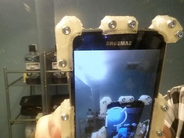 带扣Galaxy S5手机壳