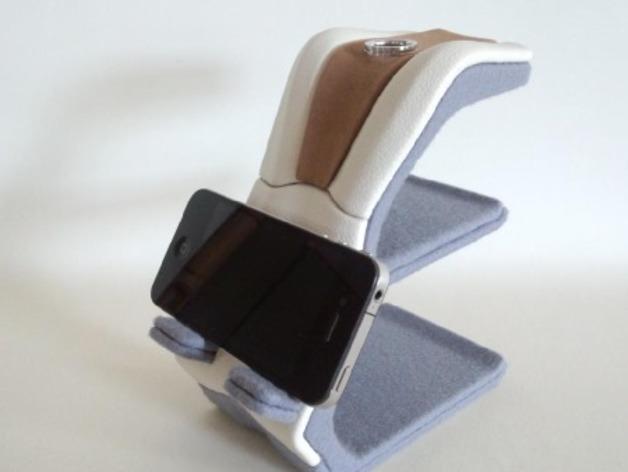 - uni-stand-B - 3D打印模型渲染图