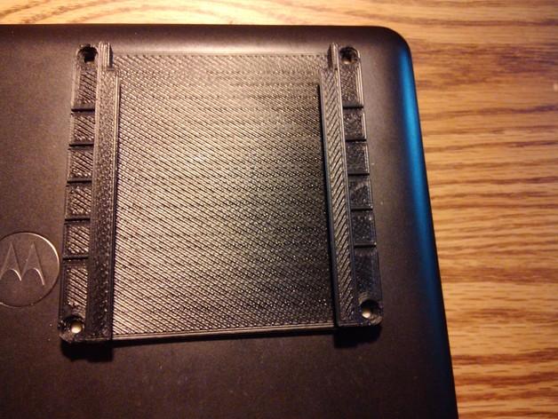 芯片架 3D打印模型渲染图