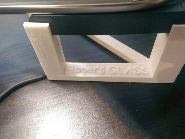 谷歌眼镜充电座