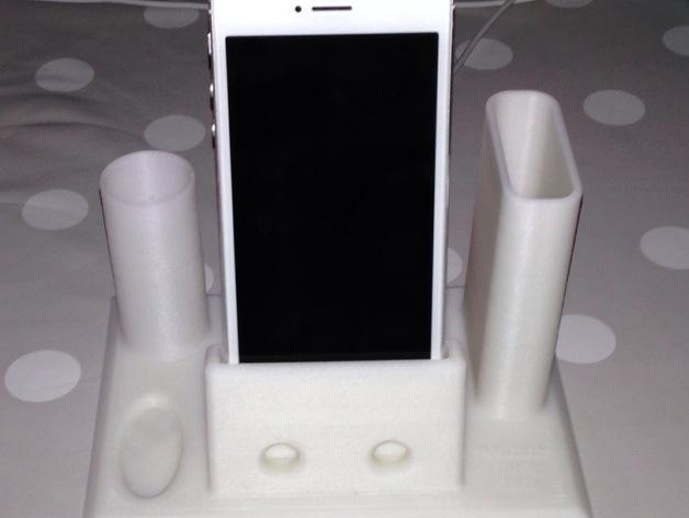 Iphone 5手机座