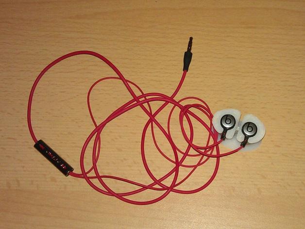 Beats audio绕线器