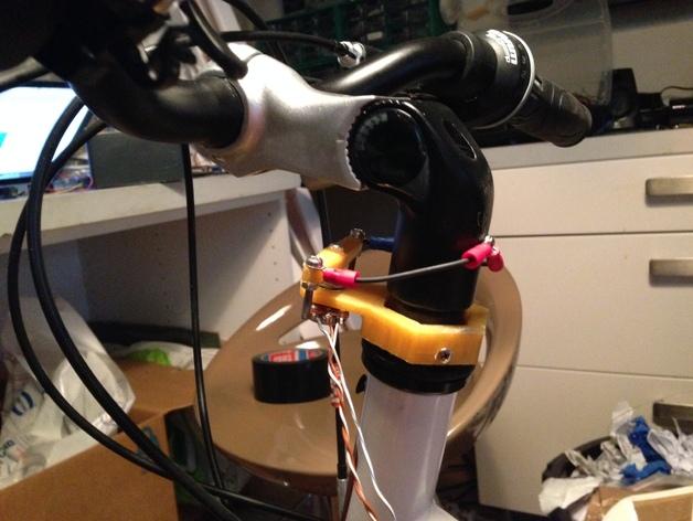 自行车控制器