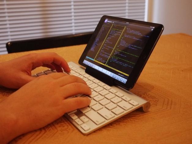 苹果虚线键盘夹