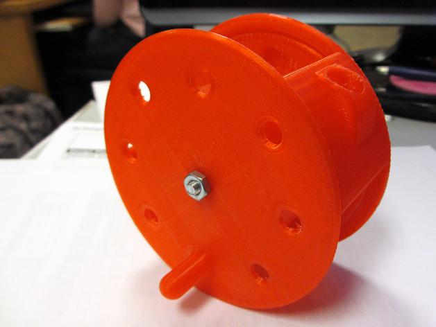 电缆线处理器 3D打印模型渲染图