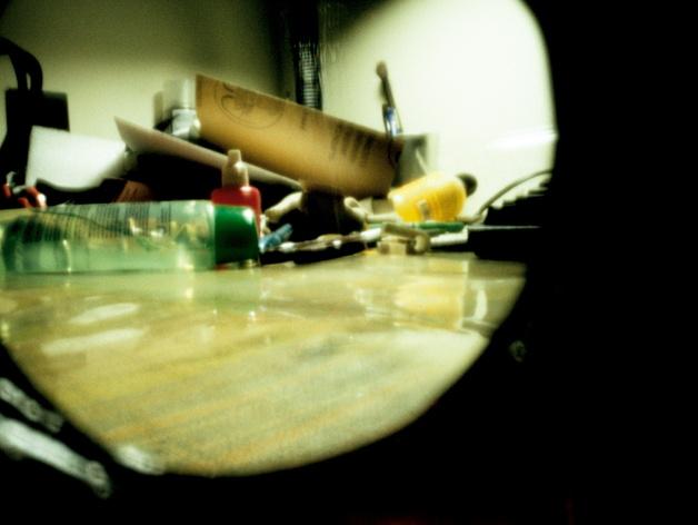 pinhole135迷你相机