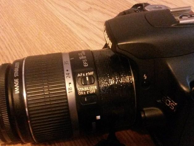 Canon EF 镜头