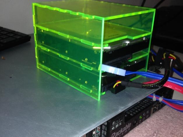 硬件放置盒