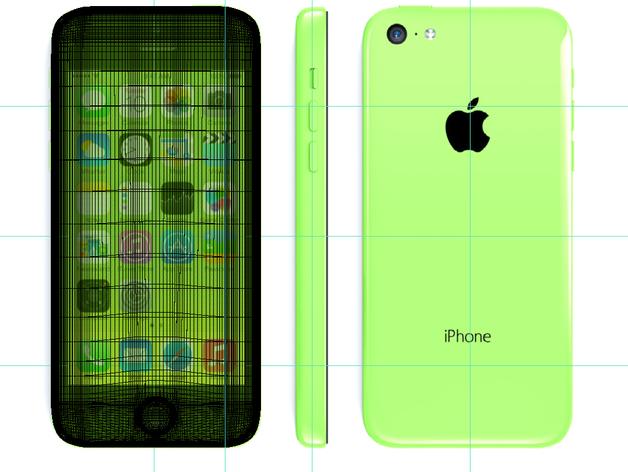 iPhone 5C手机壳