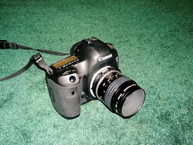 Canon EOS 镜头