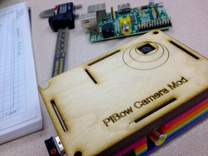 Raspberry Pi 相机模型