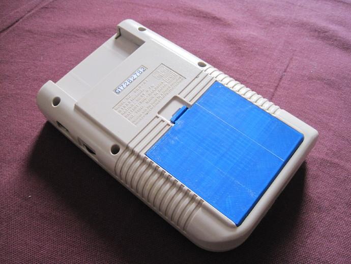 任天堂游戏电池壳