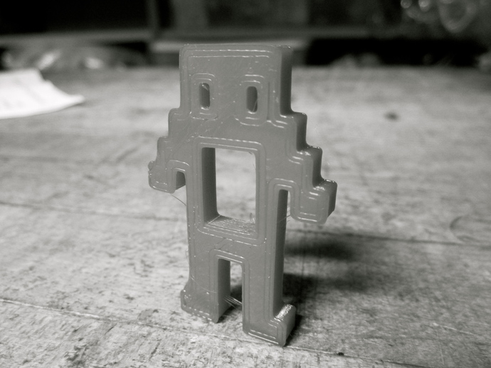Hunting Harry 摆件 3D打印模型渲染图