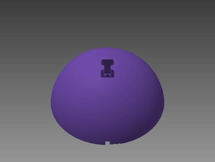 iPhone 5球形手机座