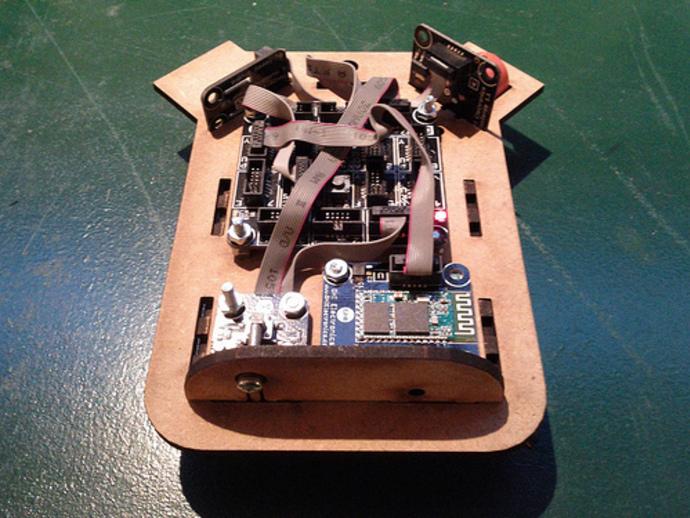 激光切割传感器
