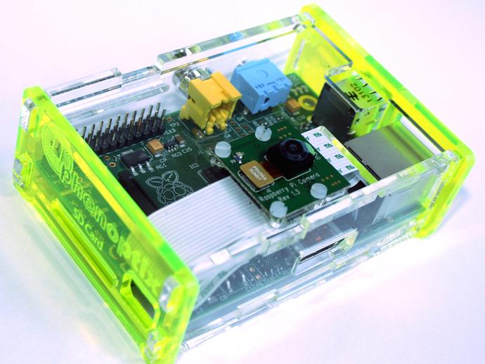Raspberry Pi 保护壳