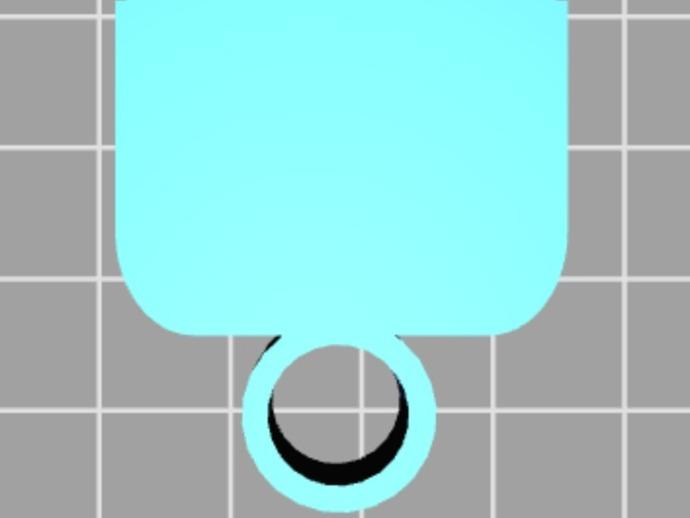 USB保护盖