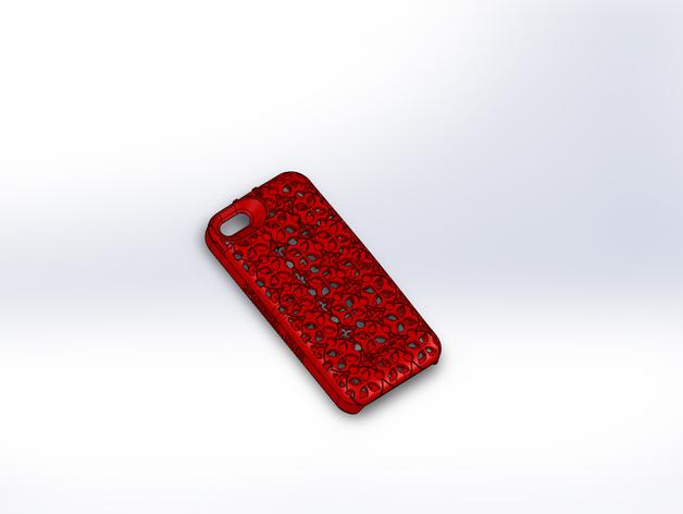 iPhone 5S手机壳名片夹