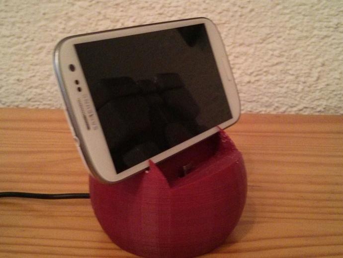 Galaxy S3 手机座