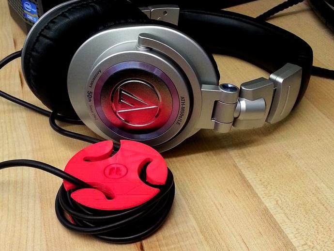 耳机绕线器