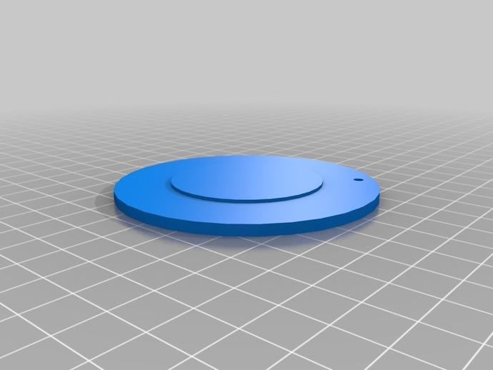 圆形绕线器