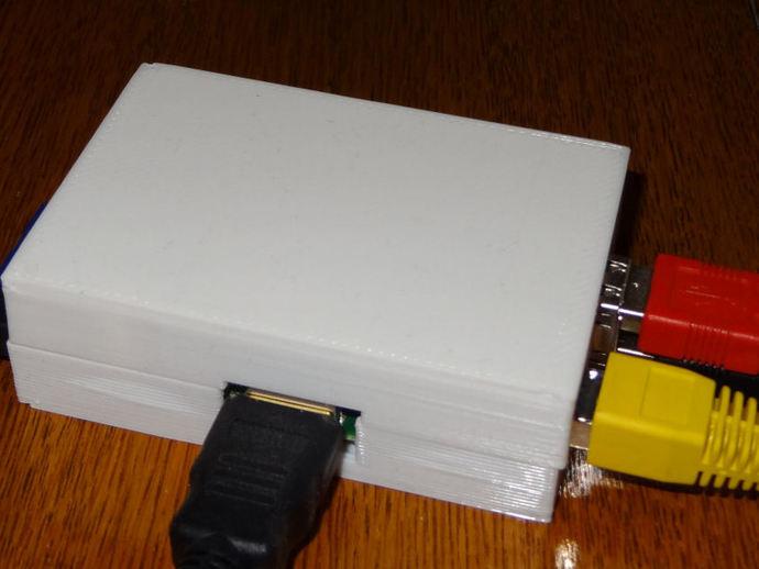 Raspberry Pi 相机保护壳