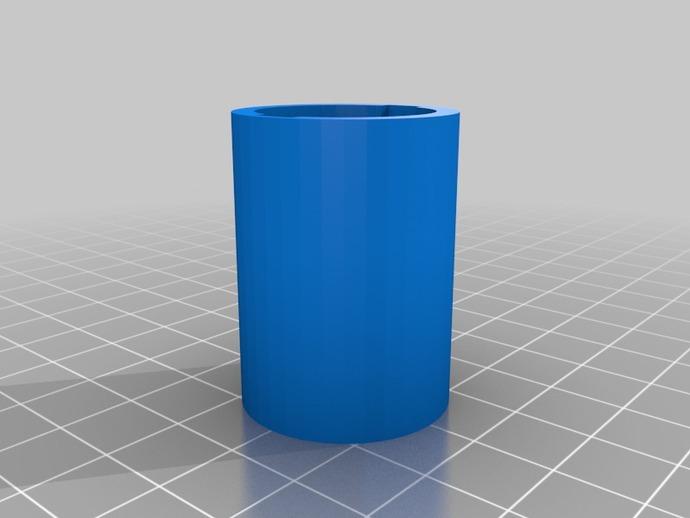 存储胶囊 3D打印模型渲染图