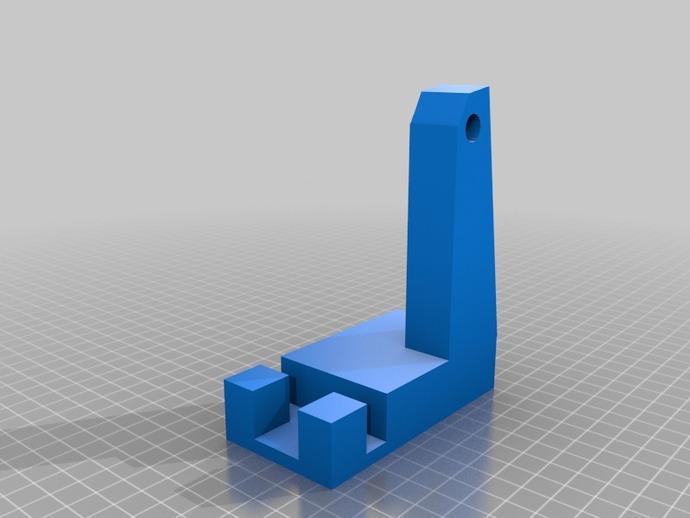 自行车发电器 3D打印模型渲染图