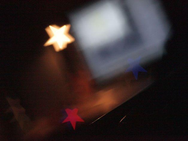 星星滤镜 3D打印模型渲染图