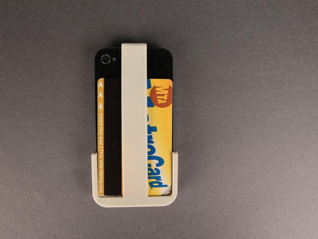 Iphone手机钱夹