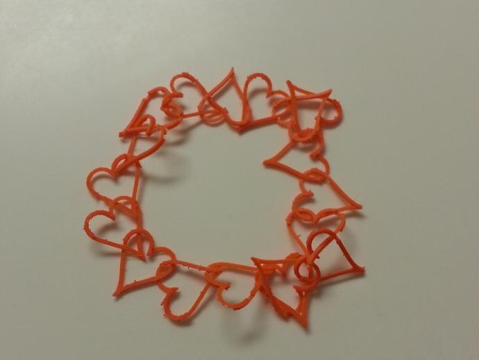 心形锁项链 手镯