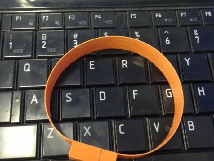 USB手环