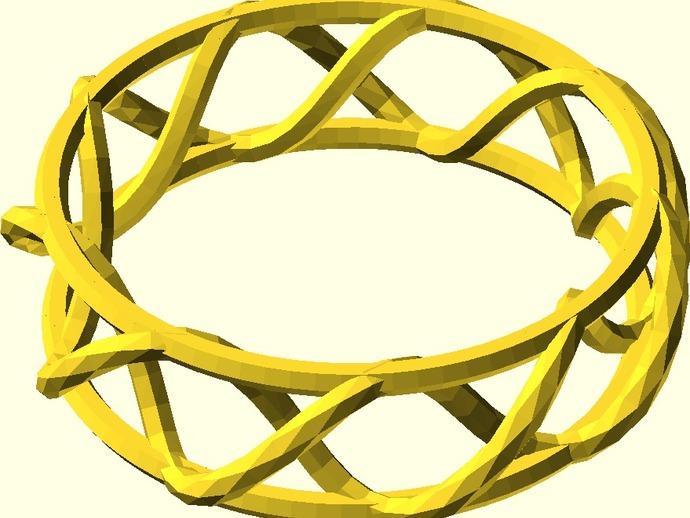 手镯 戒指 王冠