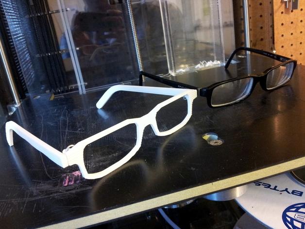 D&G 3D眼镜架