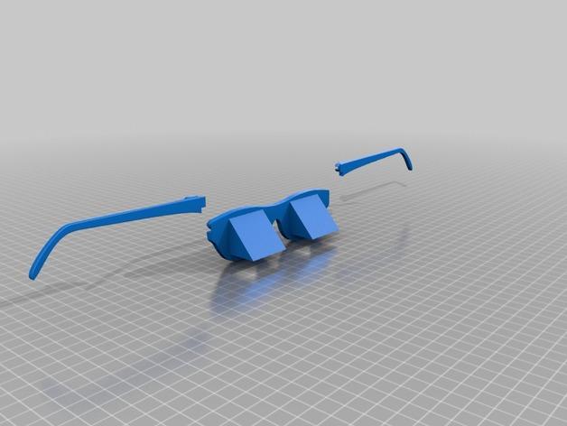 棱镜眼镜/懒人眼镜
