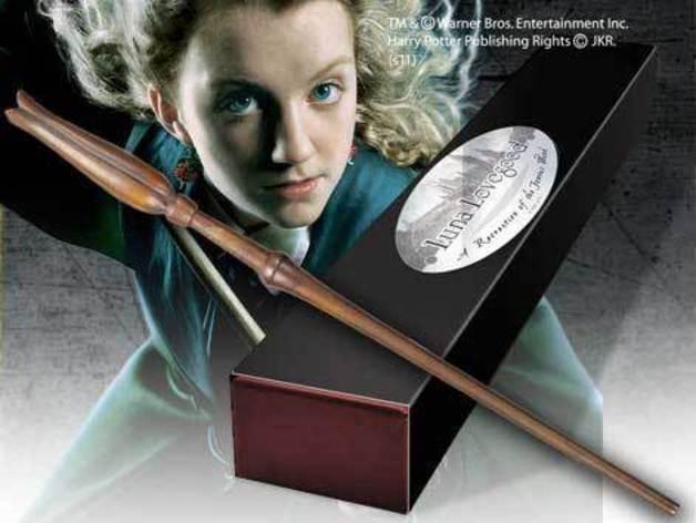 《哈利波特》:卢娜魔杖