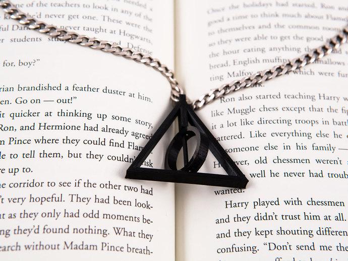 《哈利波特》:死亡神器之吊坠