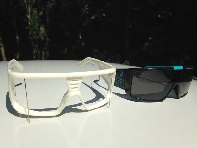Dragon DOMO太阳眼镜/墨镜