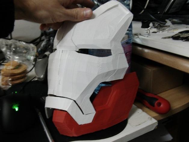 钢铁侠头盔Mk42