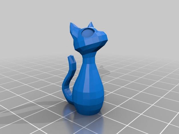 小猫耳环/装饰品