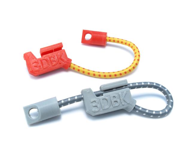 橡皮筋钥匙扣