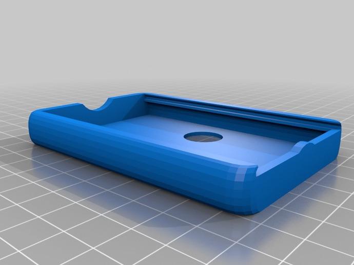 个性化方形钱包盒