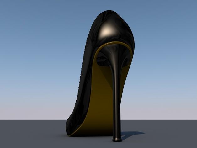 Pigalle高跟鞋