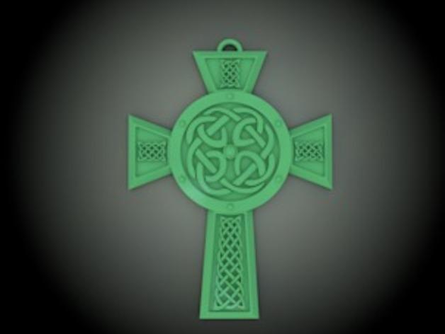 凯尔特十字架 饰品