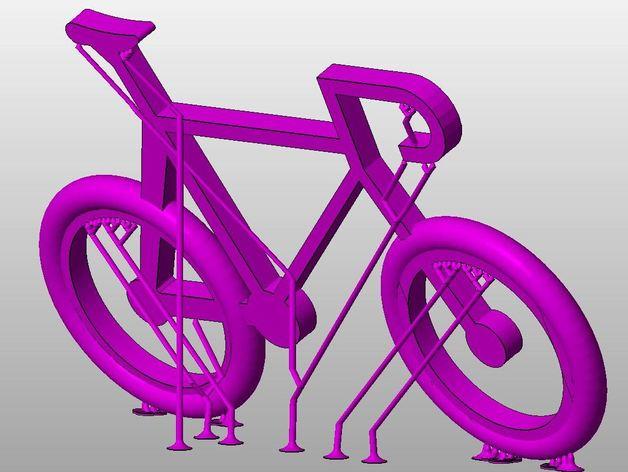 自行车 钥匙扣